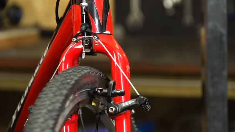 Fine Tune Cantilevers for Cyclocross Fix It